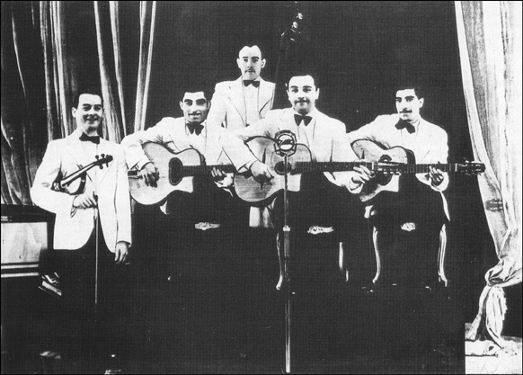 quintett du hot club de france 1933