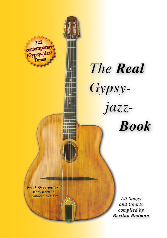 the real gypsyjazz book a5 sales