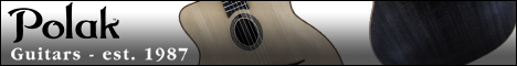 Banner Polak Guitars