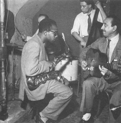 Django with Gillepie 1949