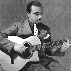 Django 1932 with Selmer/Maccaferri-Guitar