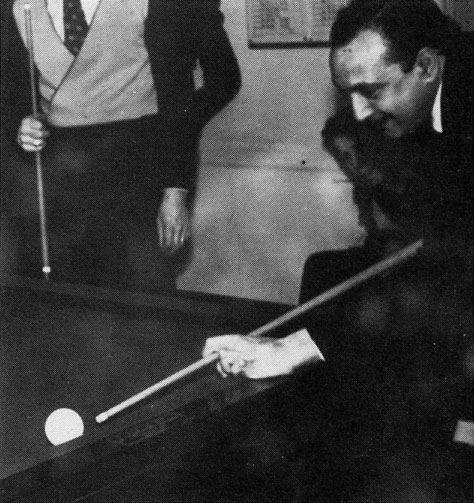 Django Billiard 1952 Samois