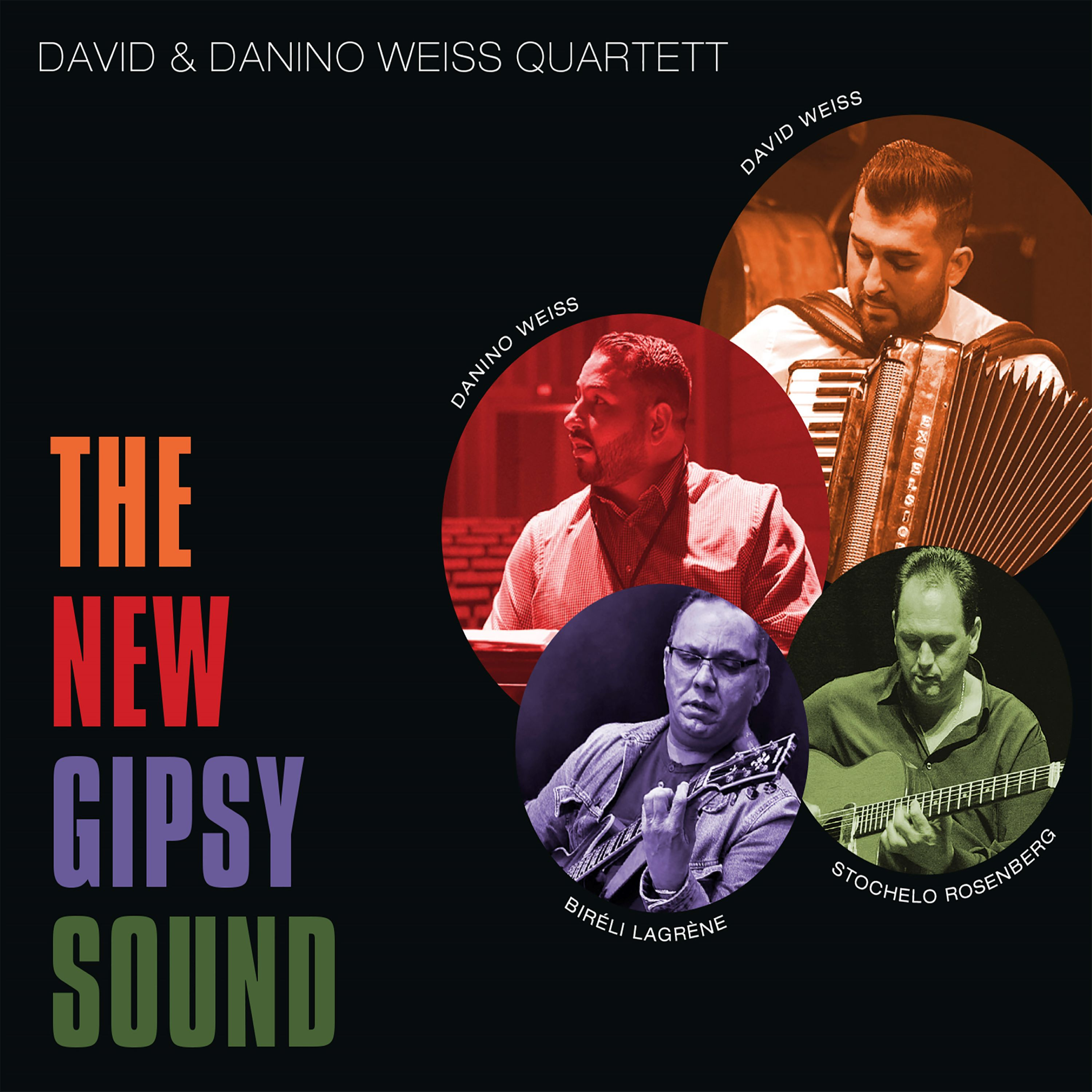 david danino weiss quartett the new gipsy sound